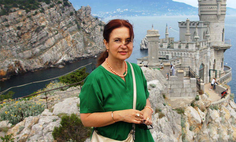 """Natalija Balinskaja: """"Ieškojau būdų, kaip prikelti save iš numirusiųjų"""""""