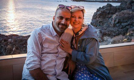 """Kristina Jasudaitė: """"Mano vyras – lyg barometras, nurodantis judėjimo kryptį"""""""