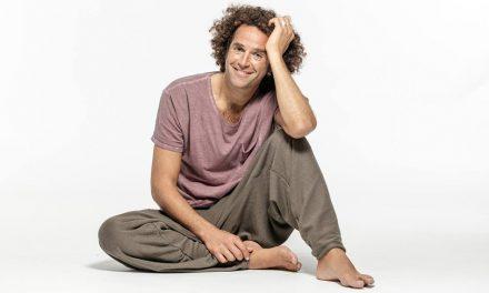 """Lietuviškų šaknų turintis jogas David Lurey: """"Man norisi pastiprinti vyrus"""""""