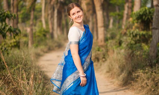 Vrajananda Devi Dasi: jeigu nori būti karaliene, elkis su vyru kaip su karaliumi